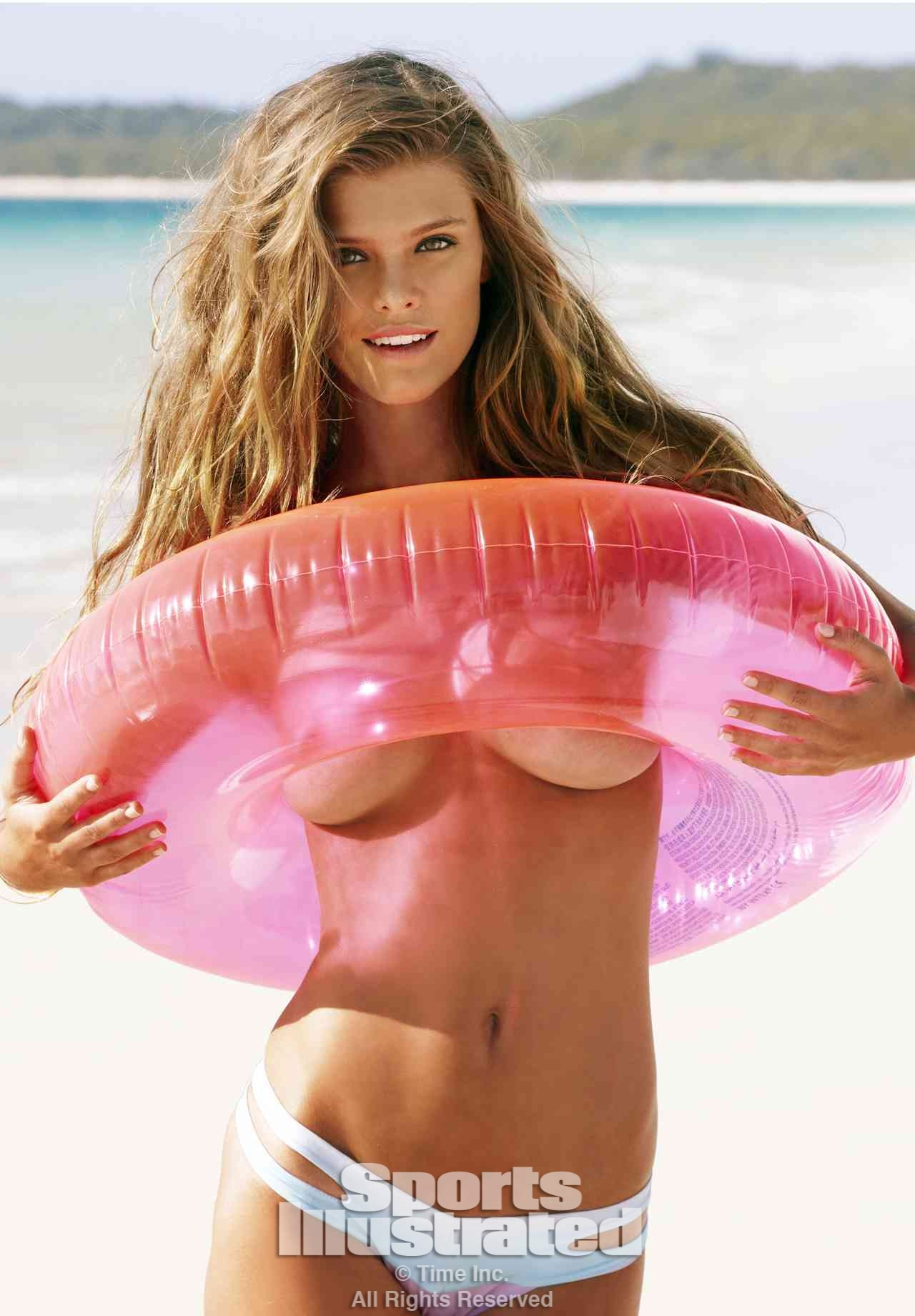 SI Swimsuit 2013 Web Photos Set 2 | Nina Agdal