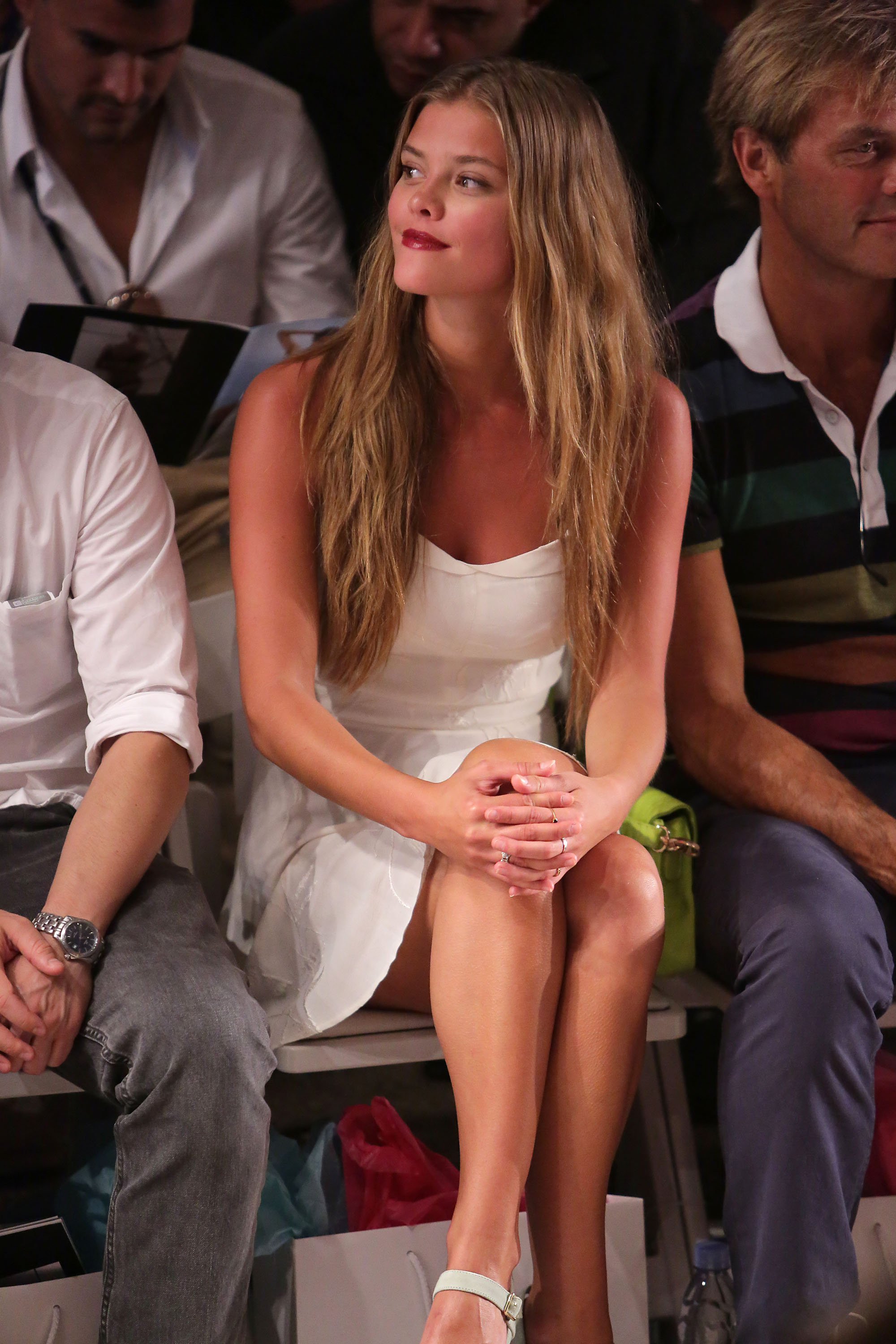 Beach Bunny - Mercedes-Benz Fashion Week Swim 2014 - Front Row
