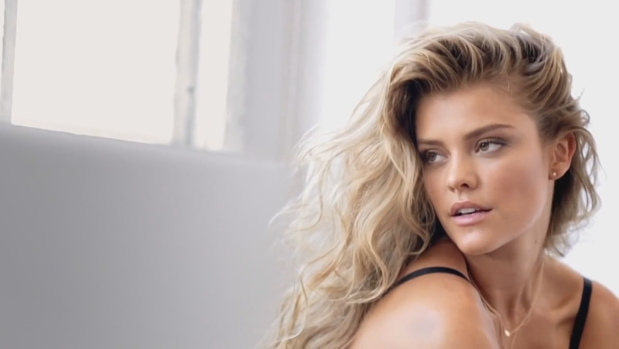 Nina Agdal for Love Haus Holiday 2014